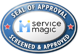 Service Magic Seal for CleanGreen Services, Lufkin TX